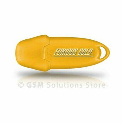 Furious Gold USB Key Lite with 3 Packs of your choice