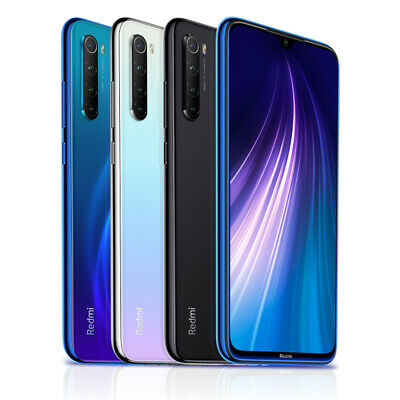Xiaomi Redmi Note 8 64GB 4GB 63 Smartphone Dual Sim 4000mAh Global Version