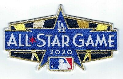 2020 Major League Baseball All Star Game MLB Collectors Patch - Los Angeles