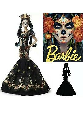 Barbie Dia De Los Muertos Doll PREORDER Day Of The Dead Doll Free Shipping