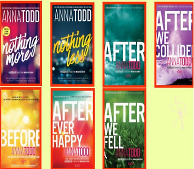 After Series 1-7 by anna todd  E-ß00K  PÐF  EPUβ  Кindle