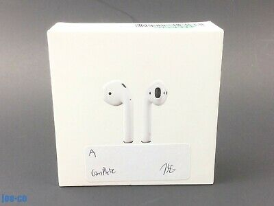 Apple AirPods with Charging Case 2nd Generation White MV7N2AMA
