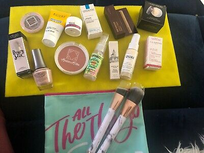 16 Piece Beauty Bundle Birchbox Ipsy Sephora Allure