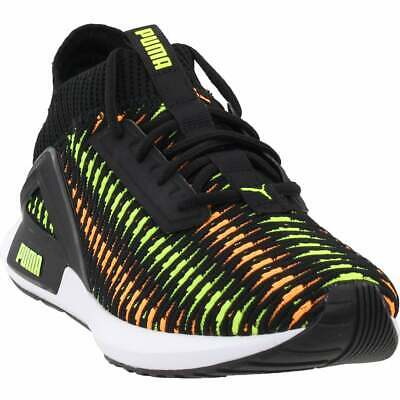 Puma rogue corded  Casual Training  Shoes - Black - Mens