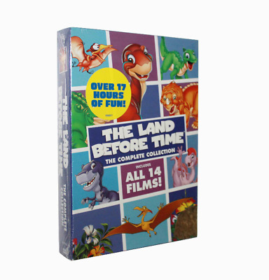 The Land Before Time The Complete Collection 8 DVD