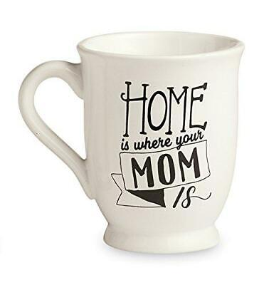 Mothers Day Mug - HOME IS WHERE MOM IS