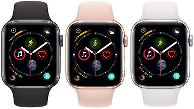 Apple Watch Series 4 40mm 44mm GPS - Cellular 4G LTE - Gold Space Gray Silver