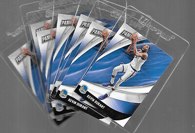 2018 PANINI BLACK FRIDAY KEVIN DURANT 6 LOT OF 7 CARDS