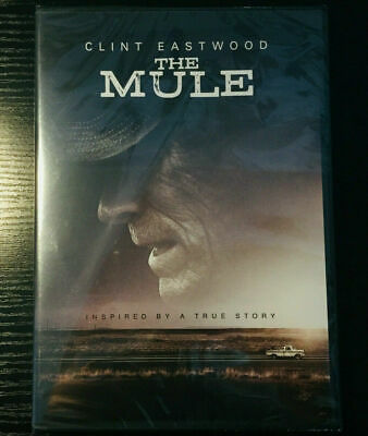 The Mule DVD 2019 BRAND NEW - FREE SHIPPING