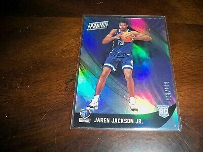 Jaren Jackson Jr- 2018-19 Panini Black Friday 085199 RC