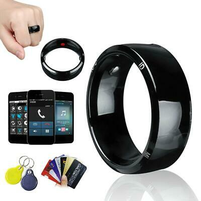 US R3 Black NFC Magic Wearable Smart Ring For Android iPhone Mobile Phone New