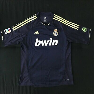 Real Madrid Away Jersey 2012-13
