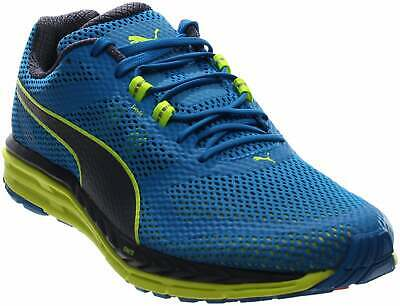Puma Speed 500 Ignite  Casual Running  Shoes Blue Mens - Size 10 D