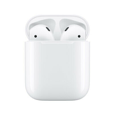 Apple AirPods Generation 2 with Charging Case MV7N2AMA White