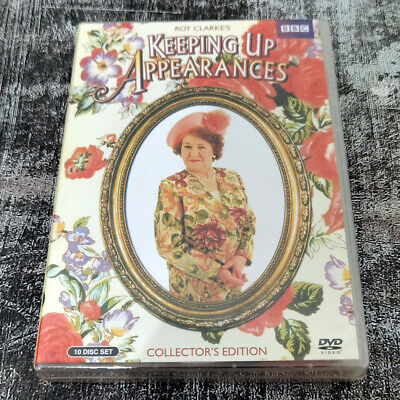 Keeping Up Appearances Collectors Edition DVD 10-Disc Set Complete Series
