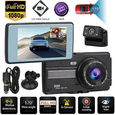 Wireless Car Backup Camera Rear View HD Parking System Night Vision - 5 Monitor