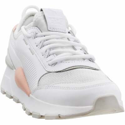 Puma RS-0 Sound Sneakers Casual    - White - Mens