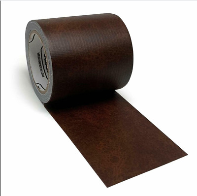 Car Seat Furniture Chair Couch Recliner Leather Repair Patch Tape Dark Brown Kit