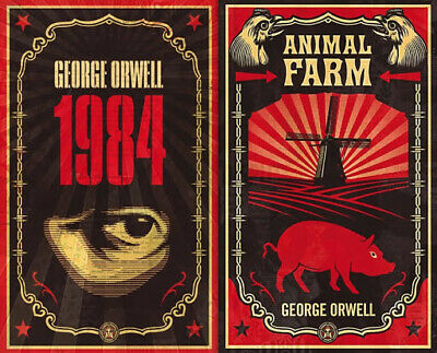 Animal Farm and 1984 by George Orwell - Christopher Hitchens