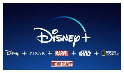 Disney Plus Access 2 Year Warranty Subscription Account Instant Delivery 30s