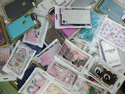 Wholesale Closeout Bulk Lot of 100 for Apple IPhone XR Cases Covers Skins
