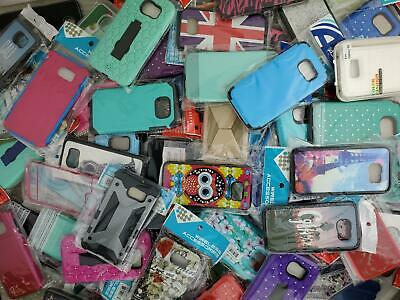 Wholesale Closeout Bulk Lot of 50 Cases Covers for Samsung S6