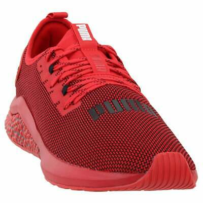 Puma Hybrid Nx Mens Running Sneakers Shoes    - Red - Size 11 D
