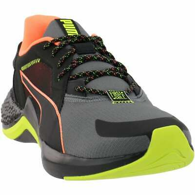 Puma Hybrid Nx Ozone X First Mile  Mens Running Sneakers Shoes    - Black - Size