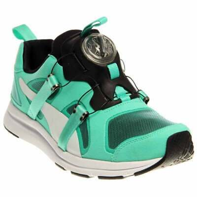 Puma Future Disc HST Mesh  Casual Running  Shoes Green Mens - Size 8-5 M