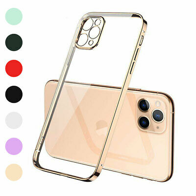 For Apple iPhone 12 Pro Max 12 Mini Shockproof Soft Rubber Rugged Case Cover