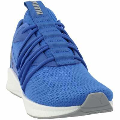 Puma Nrgy Star Mens Running Sneakers Shoes    - Blue