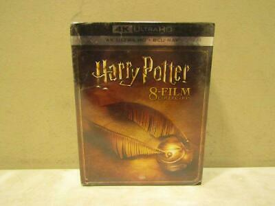 Harry Potter 8-Film Collection 4K Ultra HD - Blu-Ray