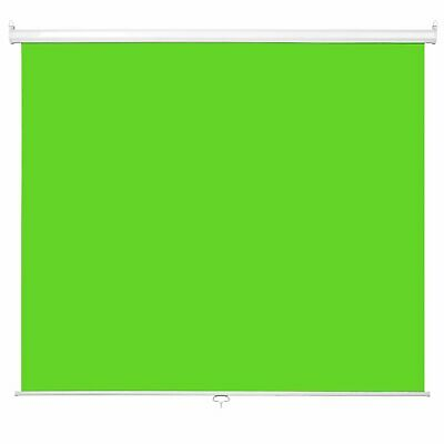 Extra Large 84 x 84 Pull Down Green Screen Backdrop