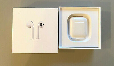 AirPods 2nd Generation with Wireless Charging Case Earbud Headset