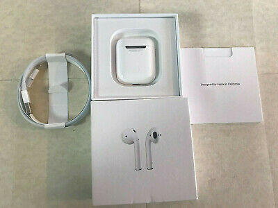 AirPods 2nd Generation with Wireless Charging Case Refurbished