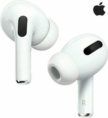 Apple AirPods Pro WhiteWith Wireless Charging Case NewSealedRefurbished
