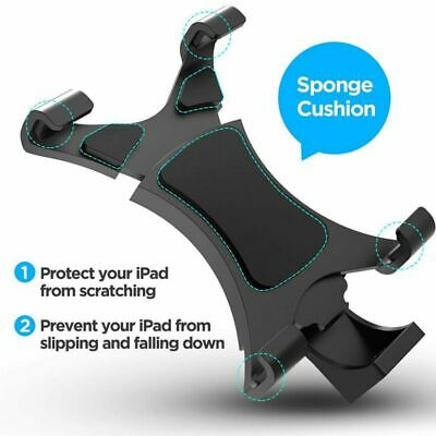 2 in 1 Tripod Mount Adjustable Stand for 7-10 Phone ipad Monopod Holder Clamp