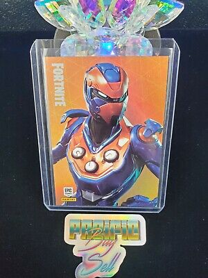 Fortnite Series 2 - Criterion Holofoil Legendary Outfit Panini America