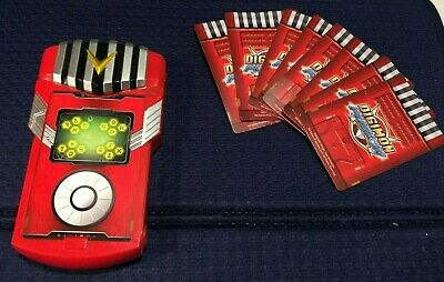 Digimon Fusion Digi-Fusion Loader With Battle Sounds WORKING with Cards