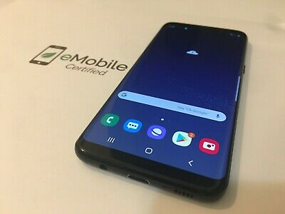 Samsung Galaxy S8, 64GB, Midnight Black - UNLOCKED ***Certified Pre-owned***