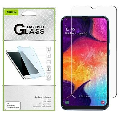 For Samsung Galaxy A50 Tempered Glass Screen Protector