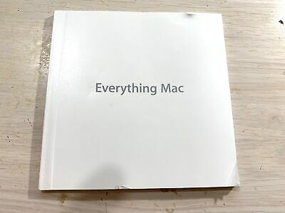 ✅​Apple Everything Mac Book Pro 2006 Booklet