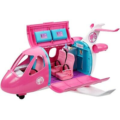 Barbie Estate Dreamplane Playset with 15- Themed Accessories Brand NEw