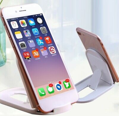 Portable Phone Mount Stand Desk Phone Holder Mobile Phone Accessories Bracket