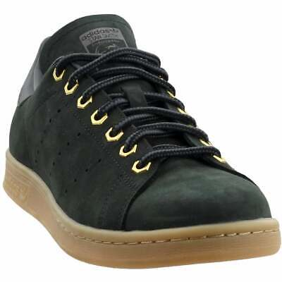 adidas Stan Smith Winterized Pack Lace Up  Mens  Sneakers Shoes Casual   - Black