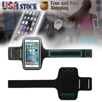 Hot Sports ArmBand Phone Bag Arm Band Case Gym Running Pouch Jogging Exercise