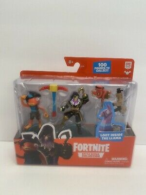 Fortnite Fishstick - Blackheart Battle Royale Collection 2 Figures New in Box