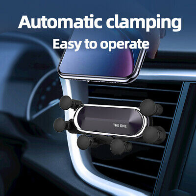 360° Auto Car Air Vent Mount Gravity Holder Stand Universial For Cell Phone