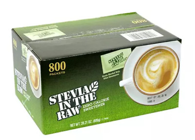 Stevia in the Raw Packets 800 ct-