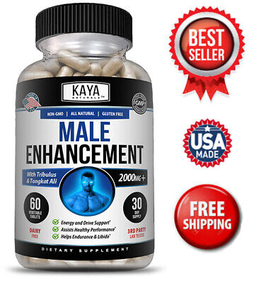 Male Enhancement Pill Boost Testosterone Endurance Increased Sex Drive Stamina